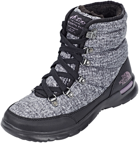 The North Face Thermoball Lace II - Calzado Mujer - gris